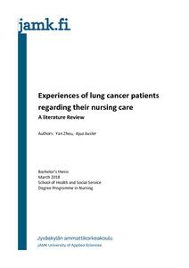 The purpose of literature review in nursing